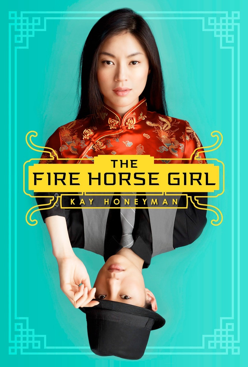 http://www.amazon.com/The-Fire-Horse-Girl-Honeyman/dp/0545403103/ref=sr_1_1?ie=UTF8&qid=1392781024&sr=8-1&keywords=fire+horse+girl