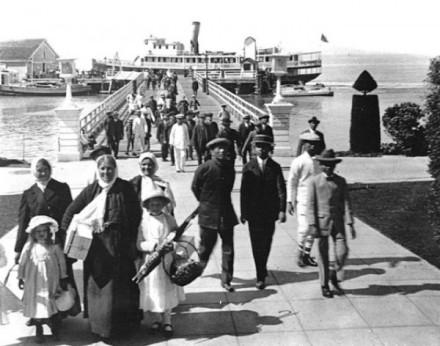 dock arrival